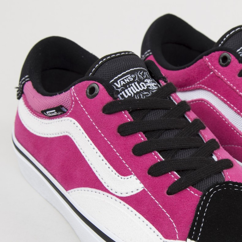 a59dc8d97cb Vans TNT Advanced Prototype (Black Magenta White) - Consortium.