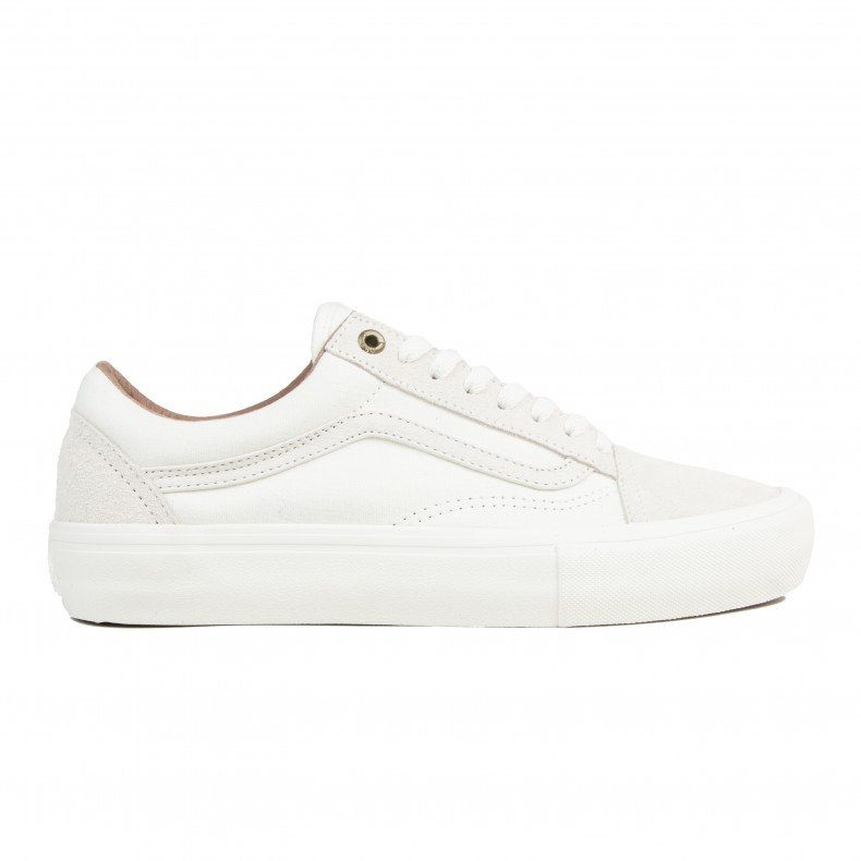 Vans x Pass~Port Old Skool Pro (White) Consortium.
