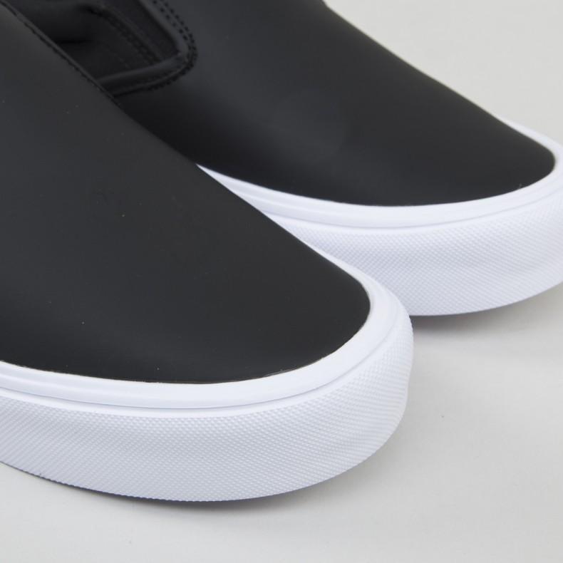 Vans x Rains Slip On Lite Black & True White   END.