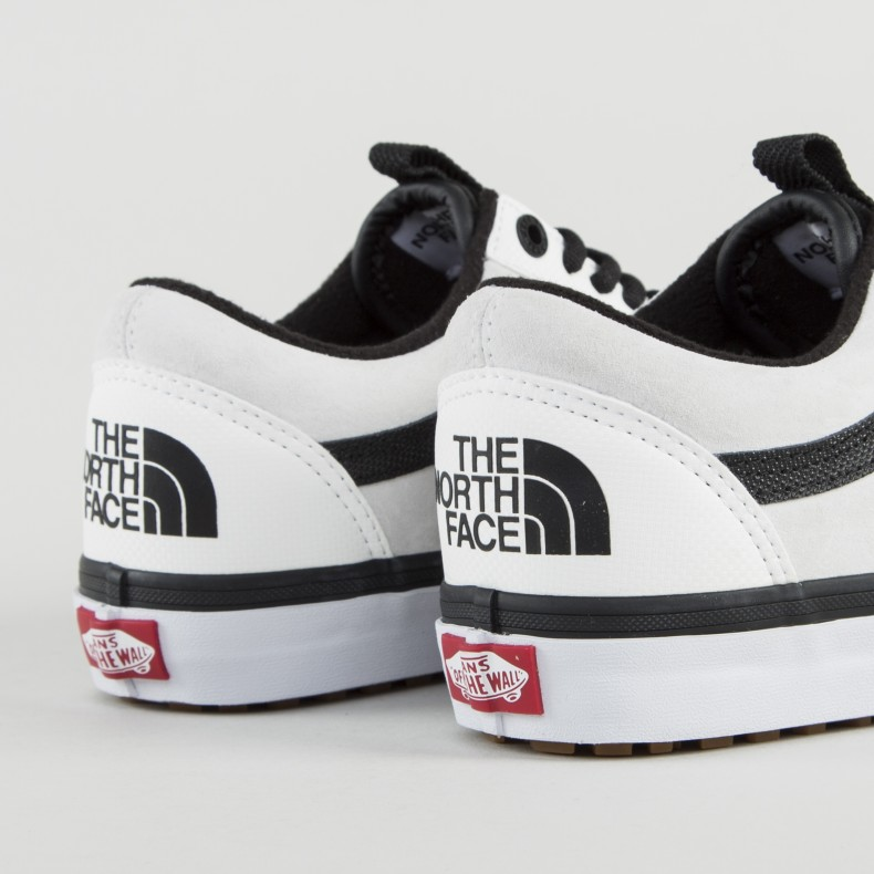 9719925c72dc Vans X The North Face Old Skool MTE DX (TNF True White Black ...