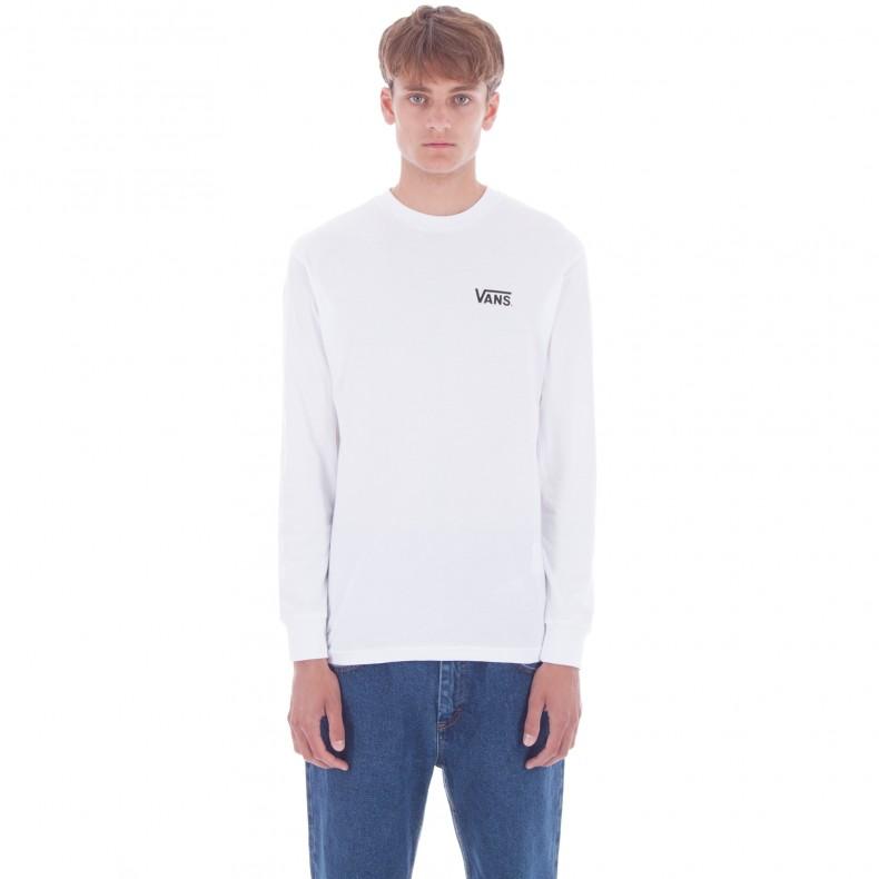 c0ab06ad65fc22 Vans x Thrasher Checker Long Sleeve T-Shirt (White) - Consortium.
