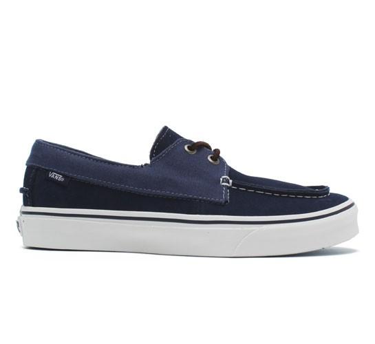27eb6174a0 Vans California Zapato Slip Shoes (Peacoat Ensign Blue) - buy online at  Consortium.