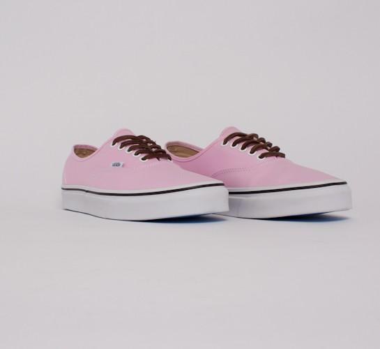 Vans California Authentic CA Brushed Twill (Pink Mist) - Consortium. 1ee34464bd089