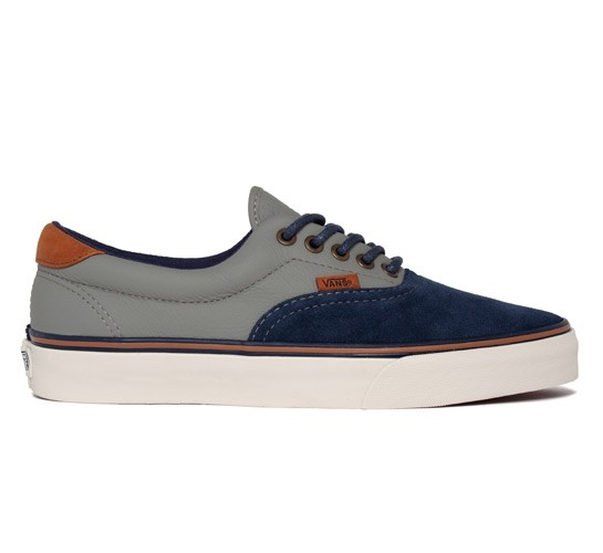 b2a61ab0b5 Vans California Era 59 CA Leather Suede (Dress Blues Moon Mist) -  Consortium.