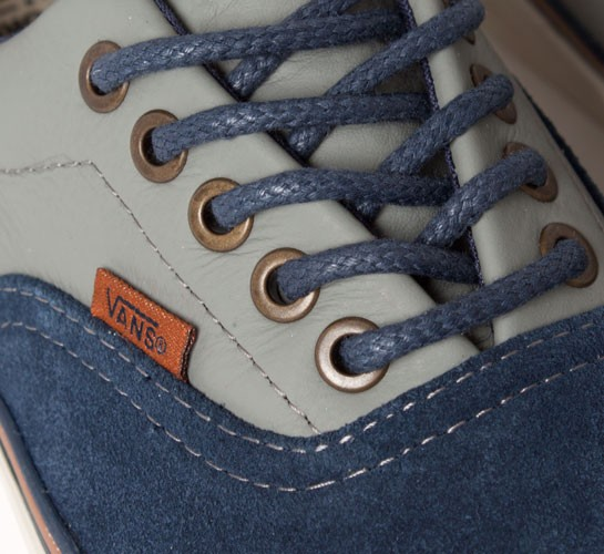 6a3bdcfcba Vans California Era 59 CA Leather Suede (Dress Blues Moon Mist ...