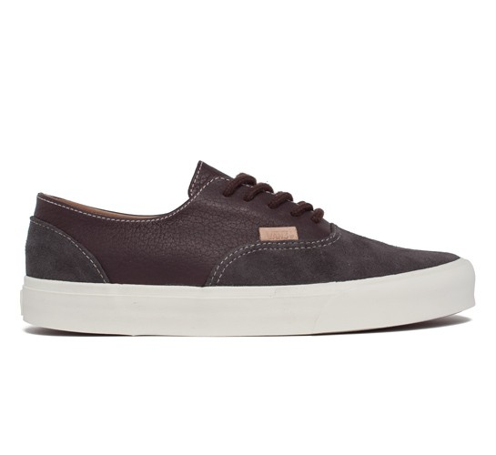 aedec67b2e75b1 Vans California Era Decon CA (Dark Shadow Black Coffee) - Consortium.
