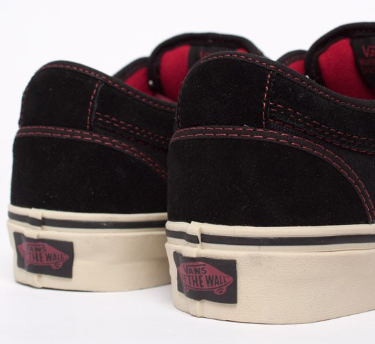 vans chukka low black khaki
