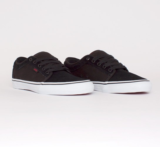 Vans Chukka Low chaussures foreverblackred