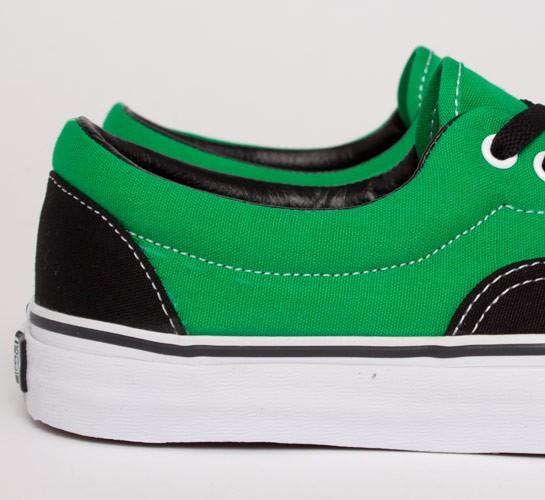 7876a613a07430 Buy vans era green black   OFF70% Discounts