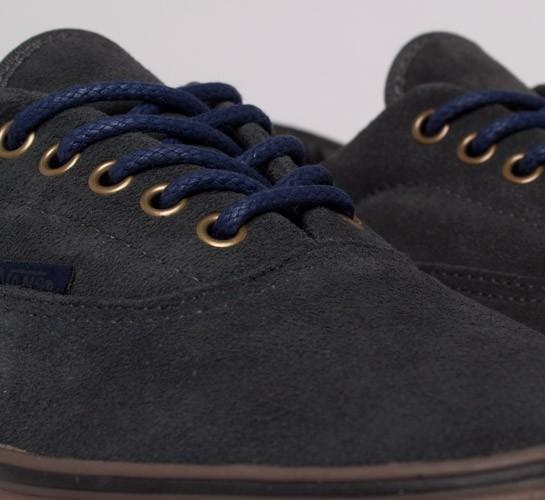 3bf403d709 Vans Era Suede (Dark Shadow Gum) - Consortium.