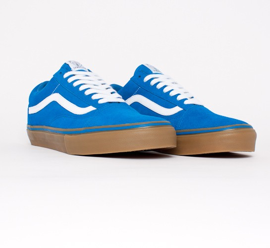 vans old skool pro syndicate blue