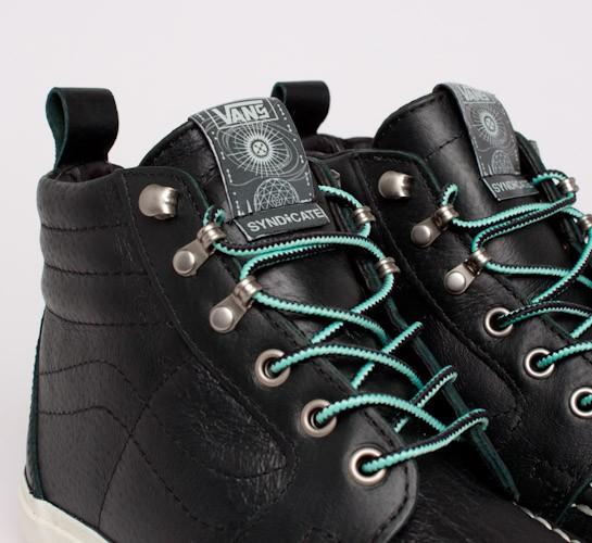 a5d5988347 Vans Syndicate SK8-HI Boot