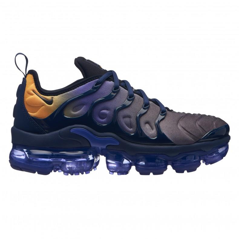 release date: 61f3b d6b54 Nike Air VaporMax Plus W (Persion Violet/Black-Midnight Navy)