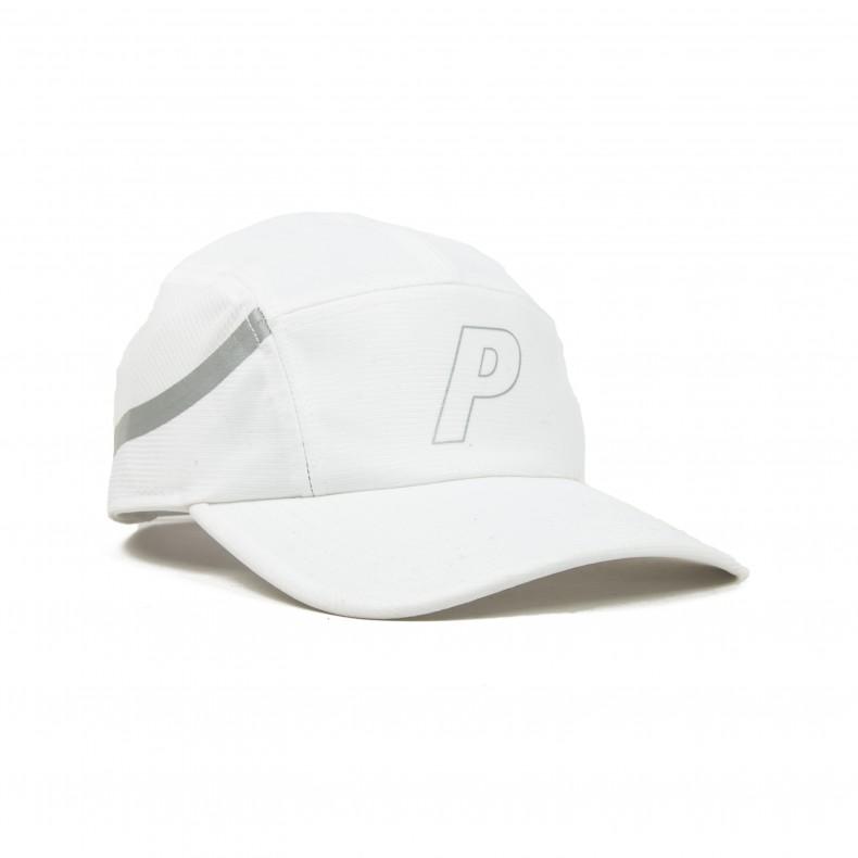 22c03a0312f Palace 7 Panel Sport Cap (White) - Consortium.
