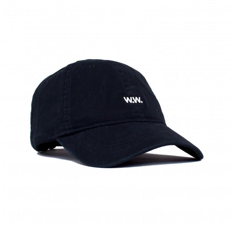 2a83a19056b Wood Wood Low Profile Cap (Black) - Consortium.