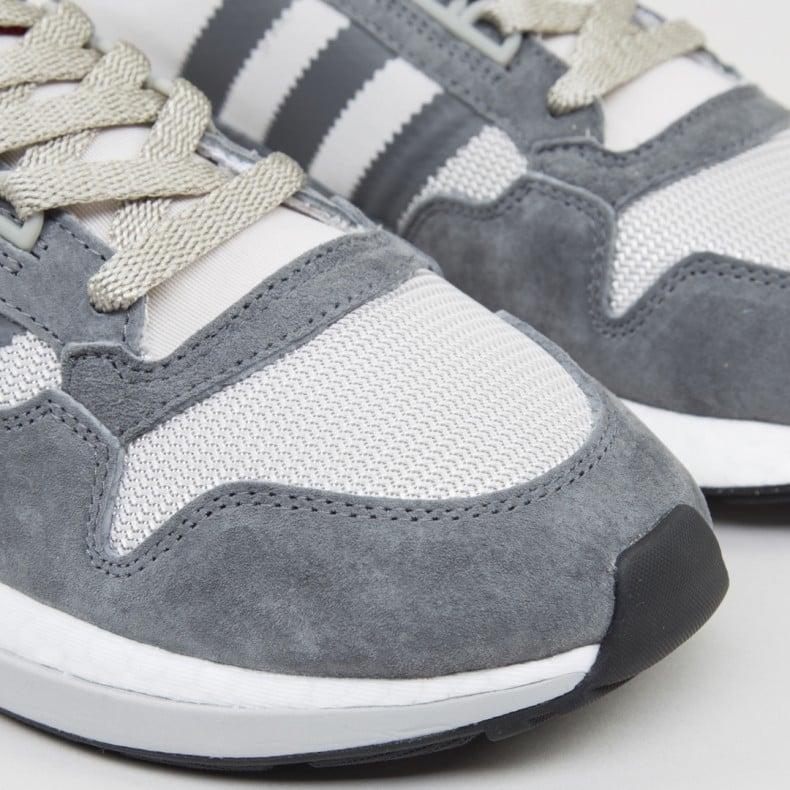 238d22a7236e54 adidas Originals ZX 500 RM  Grey Four  (Grey Four Footwear White ...