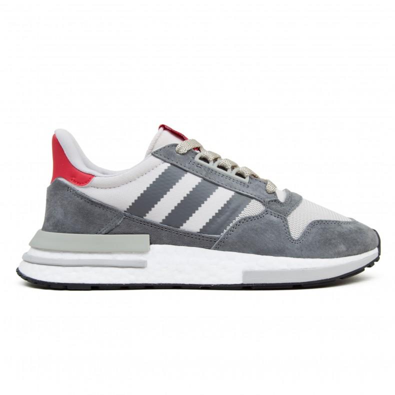 watch 82834 dd823 adidas Originals ZX 500 RM  Grey Four